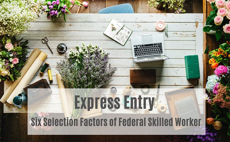 Express Entry – Six selection factors of Federal Skilled Worker Program