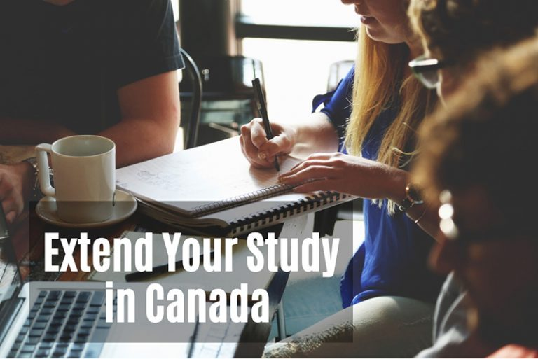 How to extend your study permit