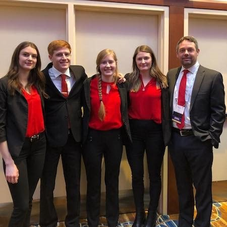 [Okanagan College] Business Students Win Top Prize at Enactus!