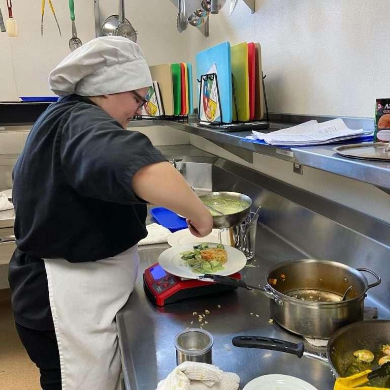 [Okanagan College] Students Provide Free, Healthy Meals