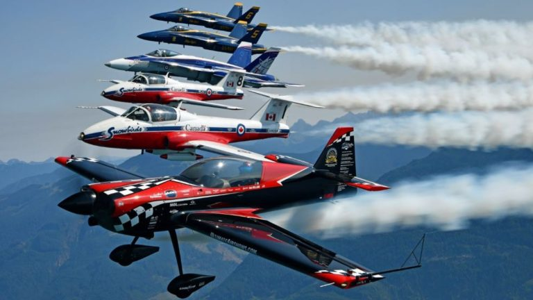 [BC] A Stunning Weekend at Abbotsford International Airshow