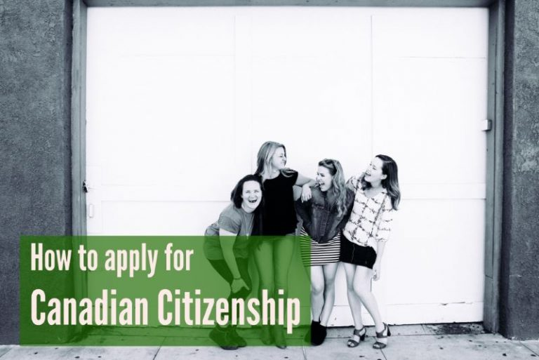 How to apply for Canadian Citizenship