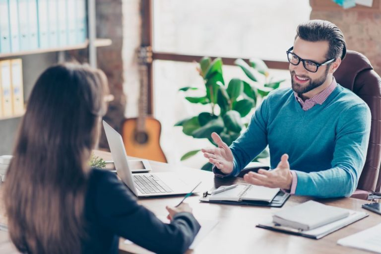 6 Proven Interview Tips on Body Language