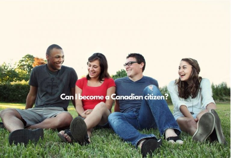 Can I become a Canadian citizen?