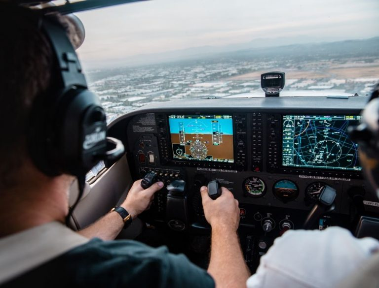 Aviation and Business Degree Program in East Vancouver