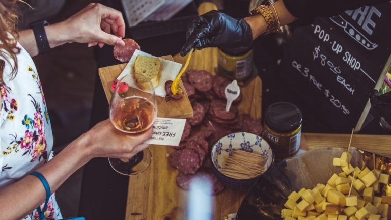 [BC] Excite Your Taste Buds at The Cheese and Meat Festival in Vancouver