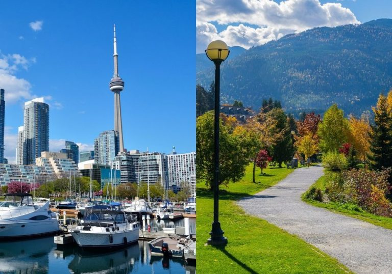 The City or the Countryside? Here are the Pros and Cons to Each!