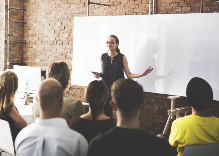 Top 6 Tips for Creating and Giving the Best Presentations
