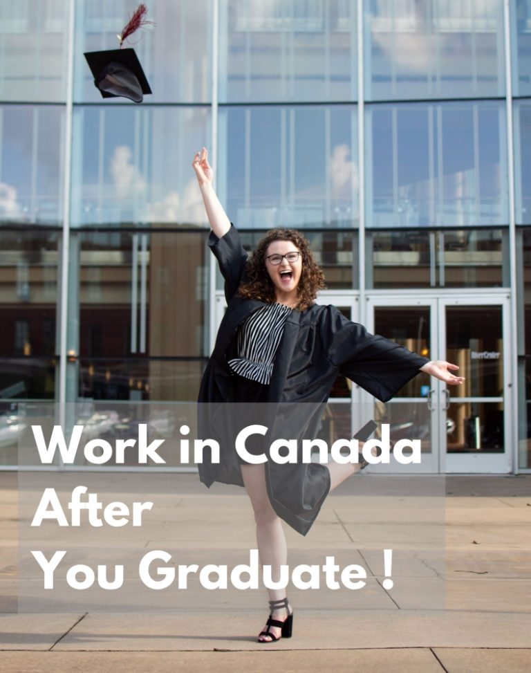 What is the post-graduation work permit (PGWP) and how can I apply?