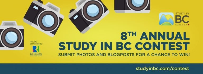 [BCCIE] Contest for International Students in BC!