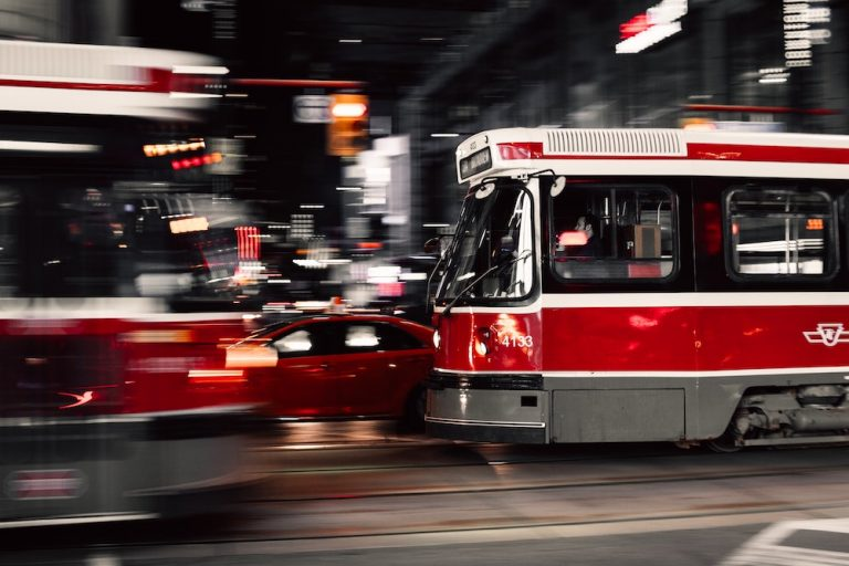 Toronto Transit Commission System – Your Way Around the City!
