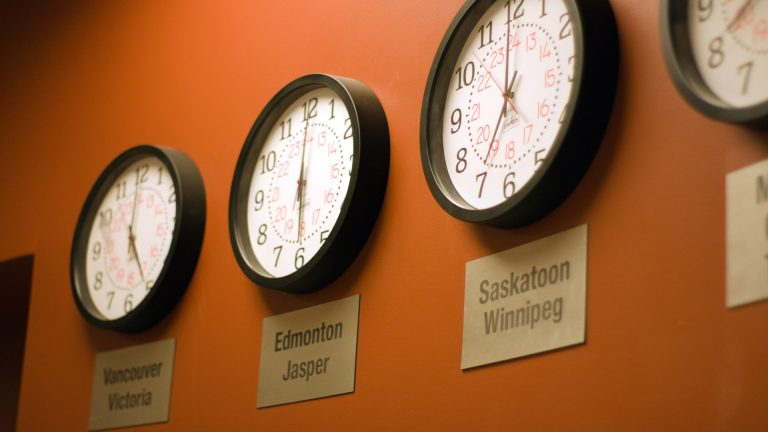 Did You Know that Canada has Six Time Zones?