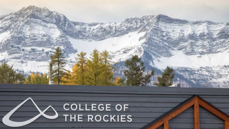 Study in the Rocky Mountains