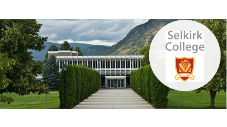 Embrace and protect our planet – Environment and Geomatics in Selkirk College