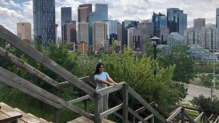 Genevieve's Story: What Makes International Students Brave