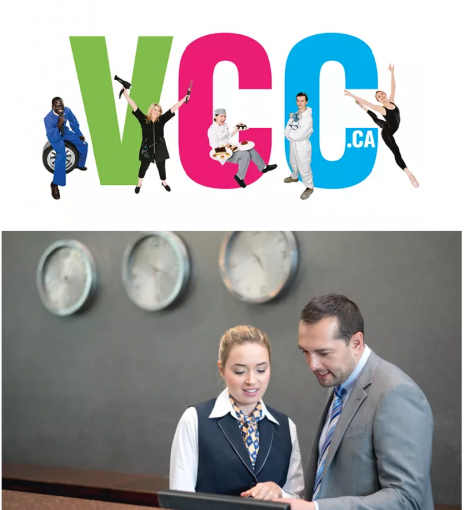 Vancouver Community College Logo and Image