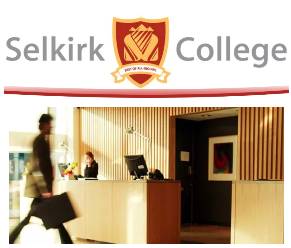 Selkirk College Logo and Image