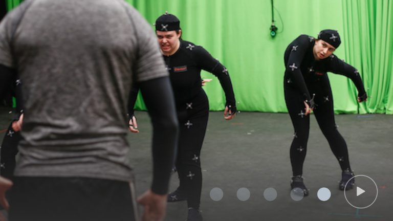 Learn Film and VFX with Industry Connection at the State-Of-The-Art Studio