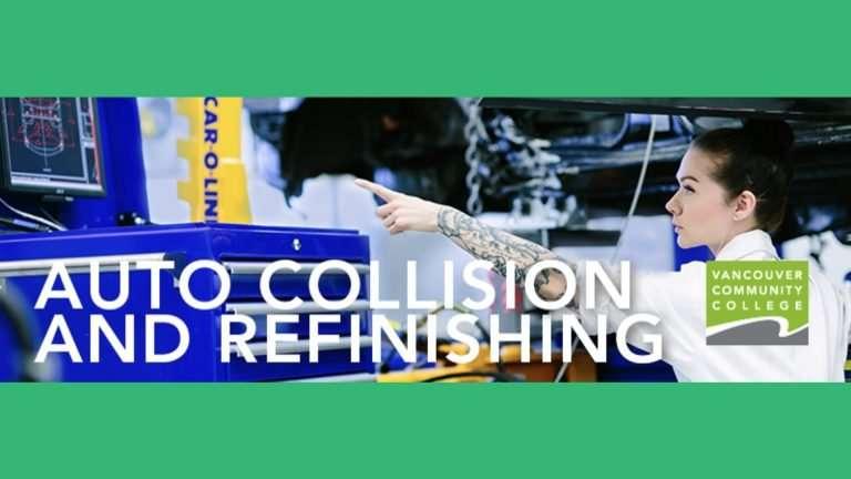 VCC's Automotive Collision and Refinishing Diploma: Career FAQ