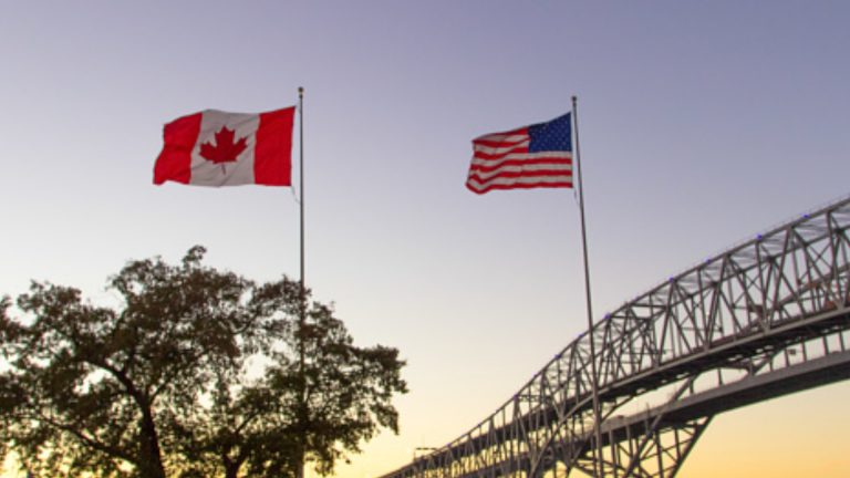United States to reopen border with Canada Starting November