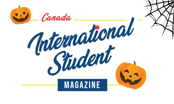 CISM Logo with Halloween Decoration